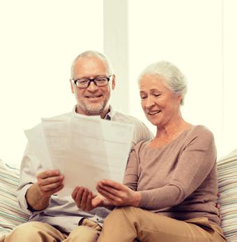 1-2-5-10 Year New Home Warranty Program Couple Image