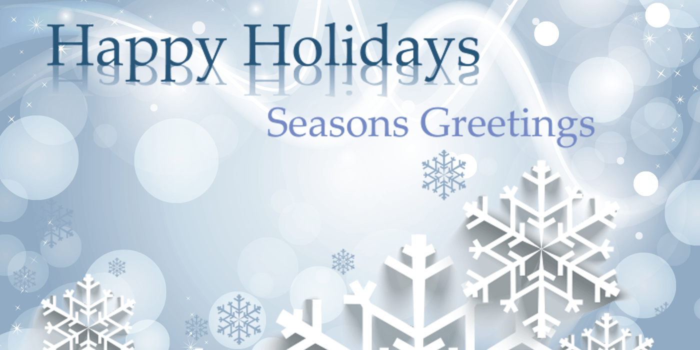 Happy Holidays From Sterling Homes! Featured Image