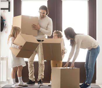 6 Things You Need to Know When It Comes to Mortgages and Rental Properties Family Moving Image