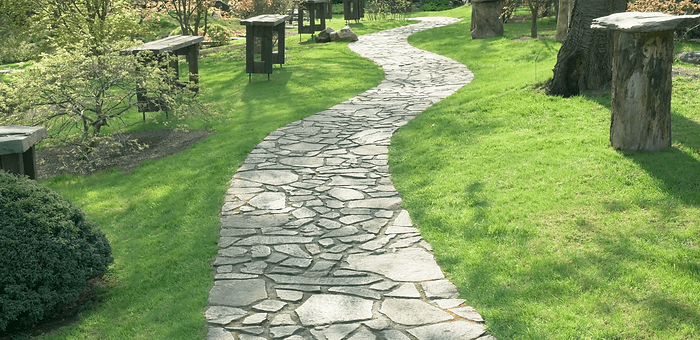 Gorgeous Gardening Ideas for Summer Path Image