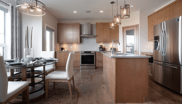 What Is a Show Home Exactly? Kitchen Image