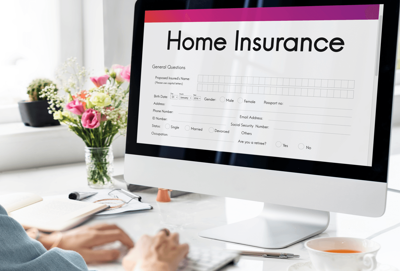 7 Details About Home Insurance You Should Know Form Image