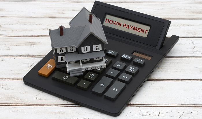 What Is a Mortgage Qualifying Rate? Down Payment Image
